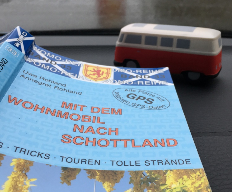 """""""Mit dem Wohnmobil nach Schottland"""""""