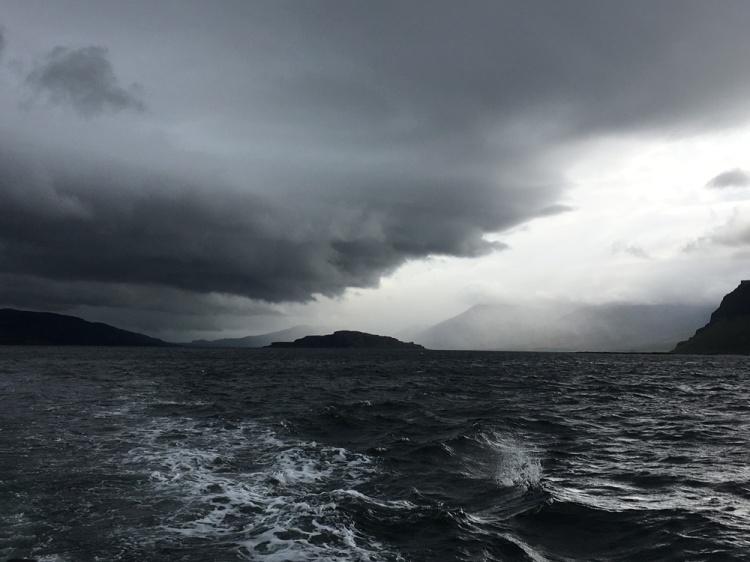 Seegang Staffa
