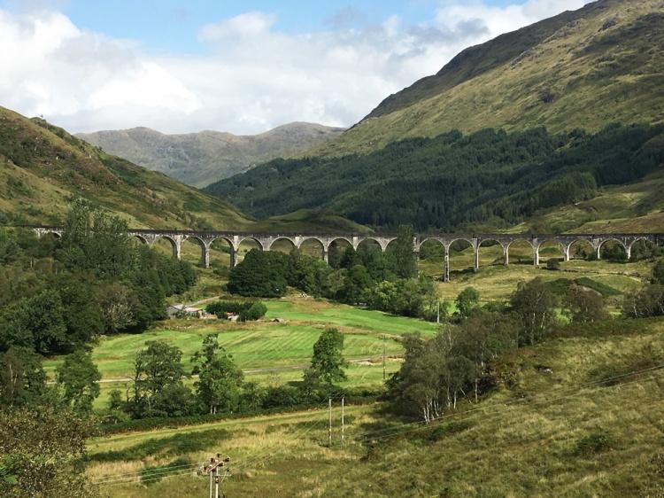 Viadukt Harry Potter